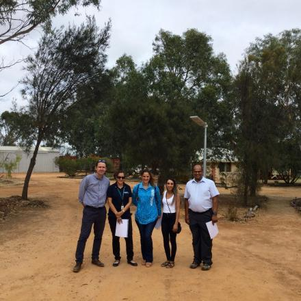 Visiting a remote rural Drug and Alcohol Rehab Centre