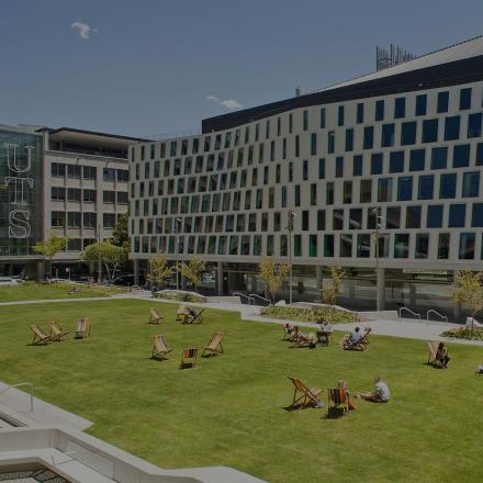 UTS green space