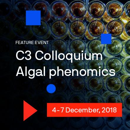 Algal Phenomics promotional banner