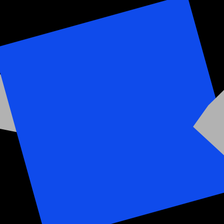 business tile blue squares