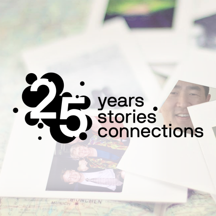25 years 25 stories 25 connections