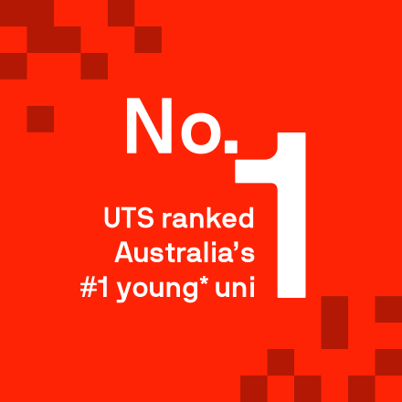 UTS ranked Australia's number 1 young uni