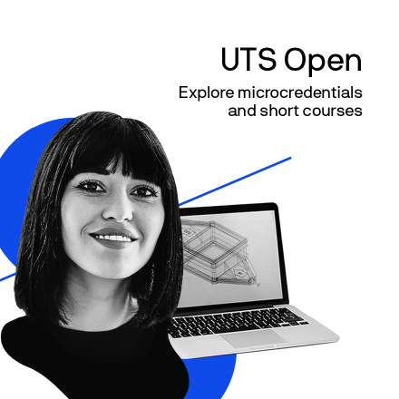 UTS Open microcredentials and short courses