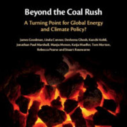 Beyond the Coal Rush Book Cover