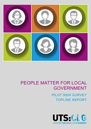 People Matter for Local Government Report Cover