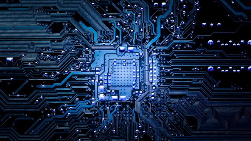 illustration of a circuit board. Image: iStock