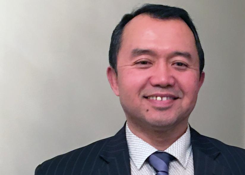 Hazara refugee Hanif Rahimi