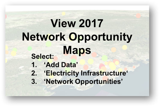 How to view the 2017 Network Opportunity Maps