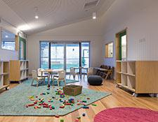 Blackfriars Children's Centre playroom