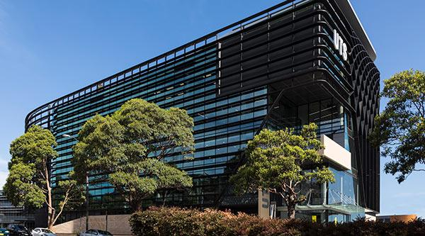 Rugby Australia Building