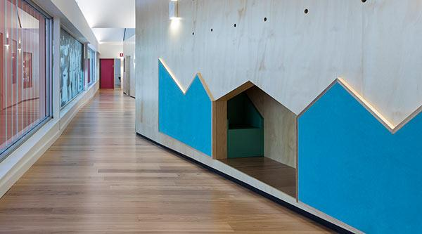 Blackfriars Children's Centre cubby