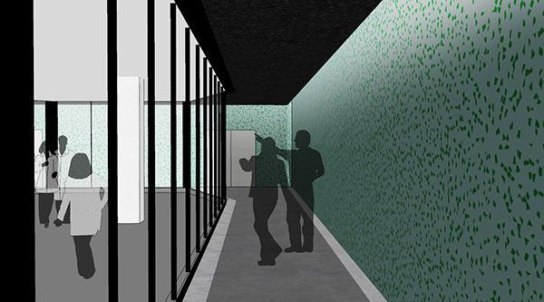 GMP Lite facility, artist's impression