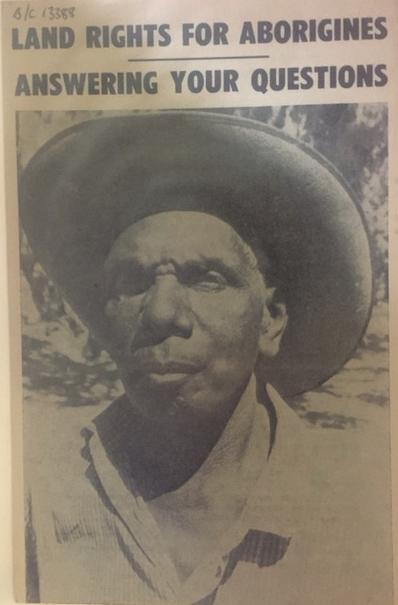 Land Rights for Aboriginals