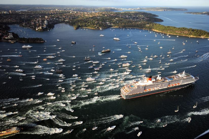 Carnival Australia | Cunard