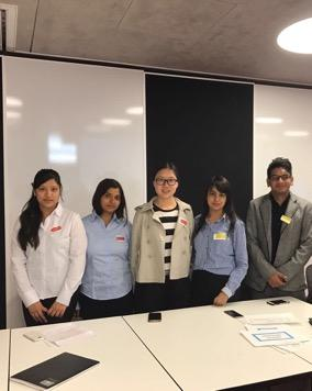 UTS GMP International student Tong Zhao