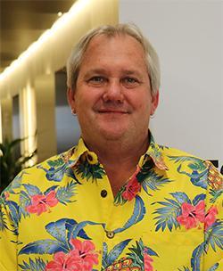 A photo of David Fahey