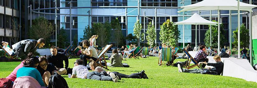 Alumni Green (image: Florian Groehn)