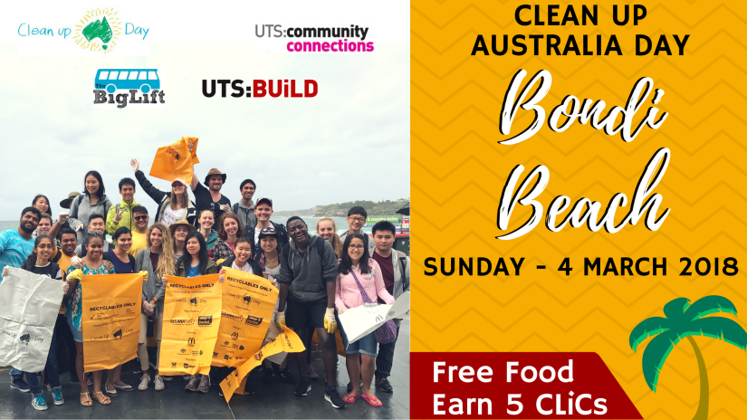 Clean Up Australia Day 2018 Promotion Image
