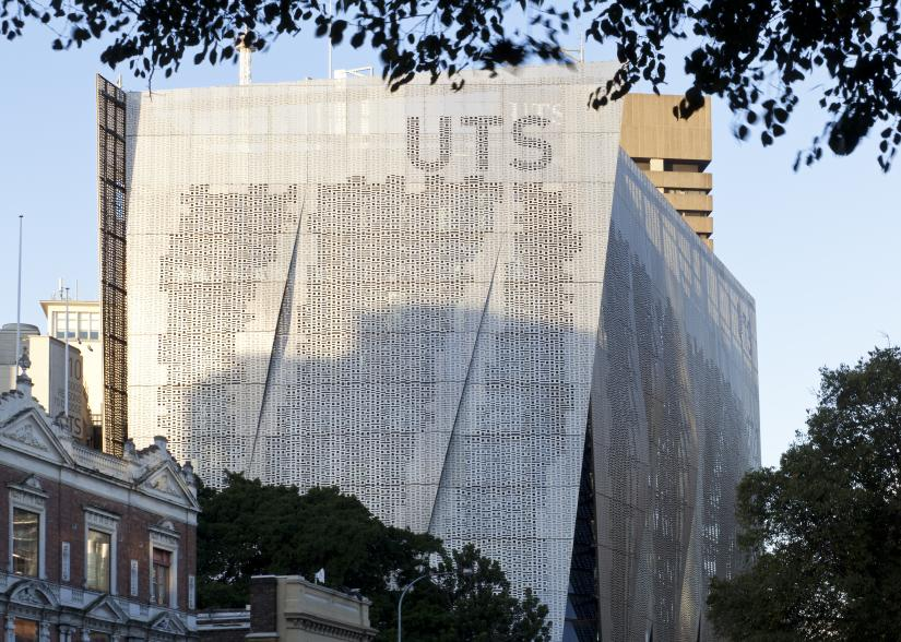 UTS buildings