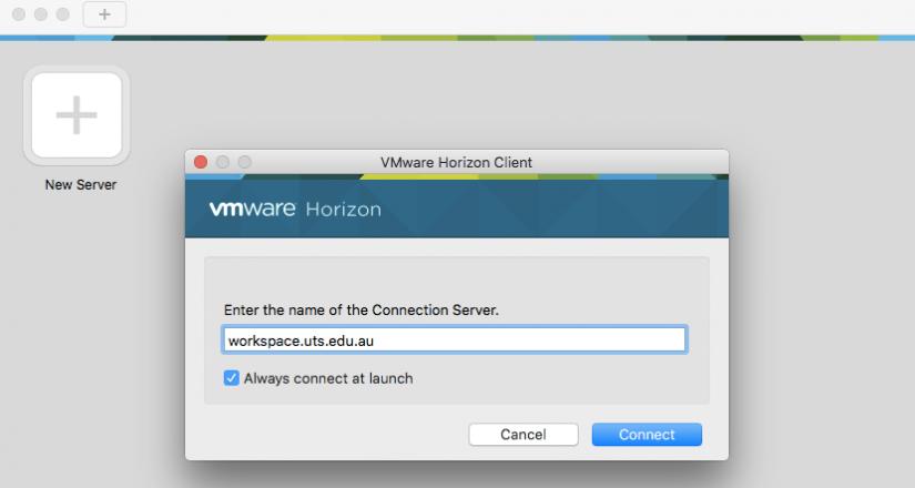 vmware horizon client 5.0 mac