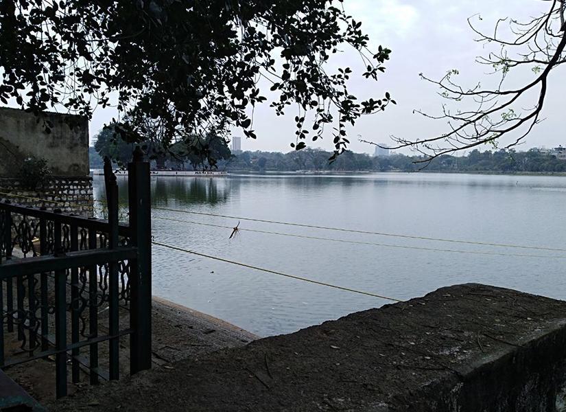 Bangalore Bellandur lake