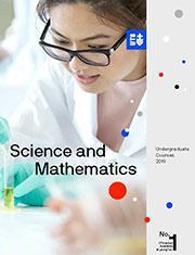 Science and Mathematics Undergraduate courses 2019
