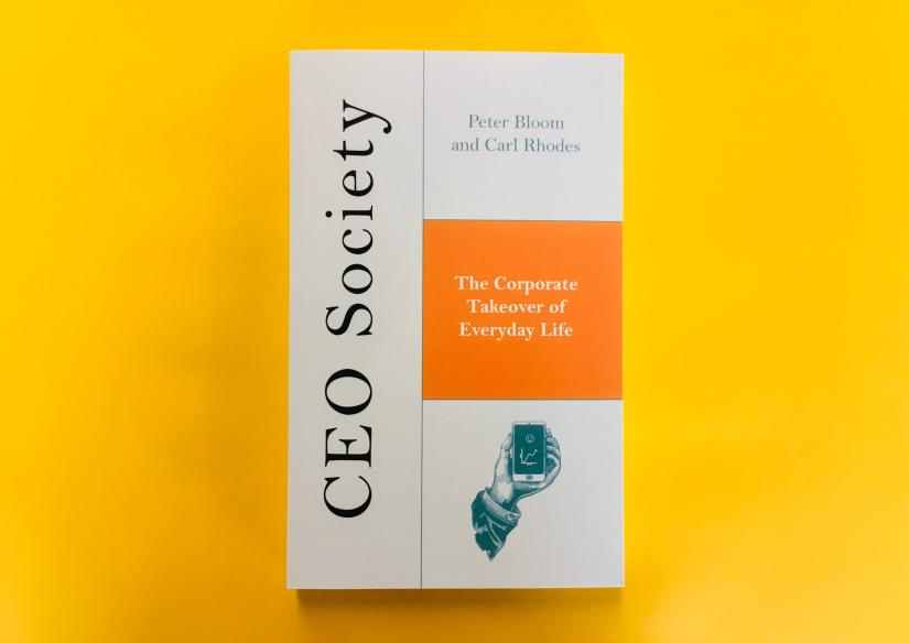 CEO Society book cover