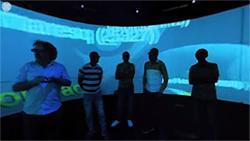 Innovative spaces in VR