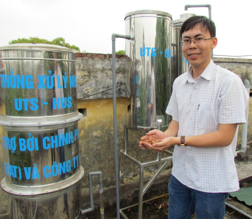 New water system for Hong Thai