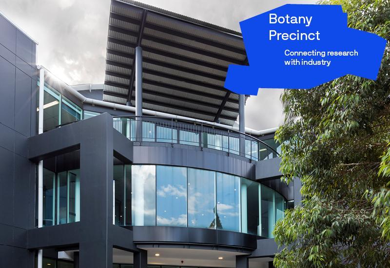 Botany precinct graphic