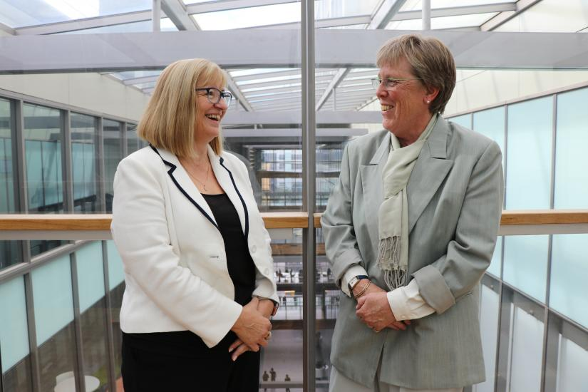 Professor Tracy Levett-Jones & Professor Christine Duffield