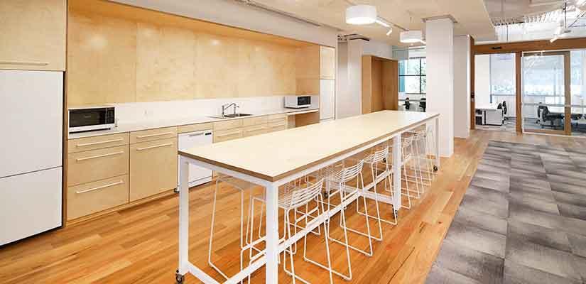 Collaborative kitchen