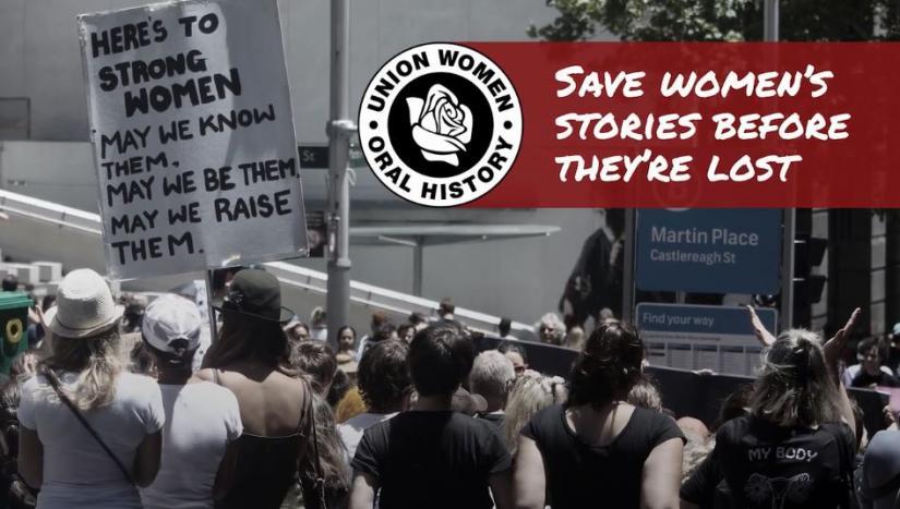 Saving women's stories