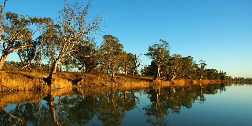 Photo of Murray River