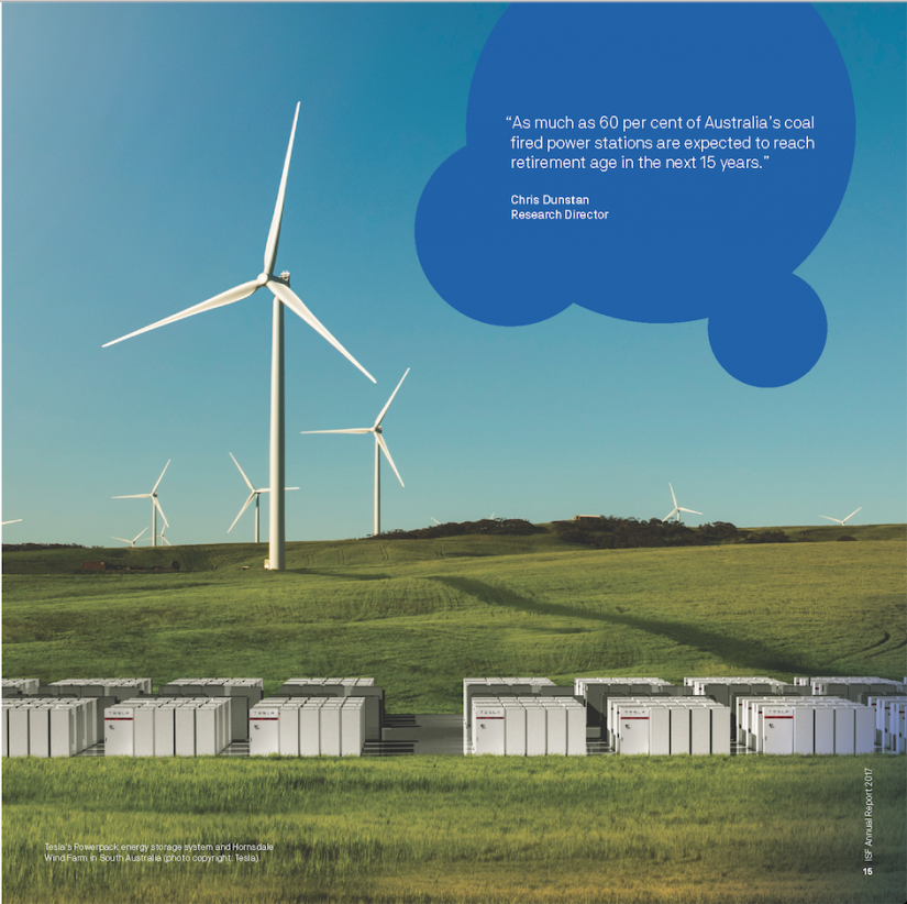 Powering Aus' future energy ecosystem