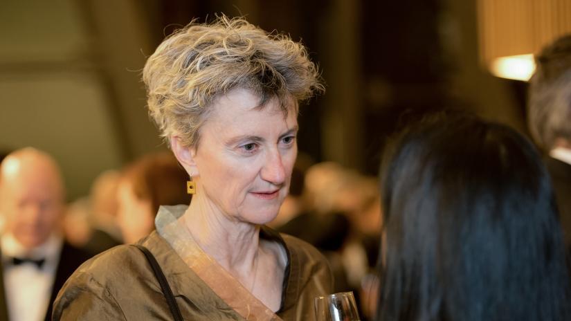 Professor Liz Harry