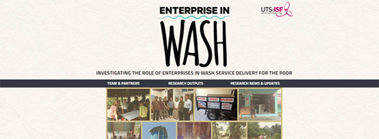 Enterprise in WASH