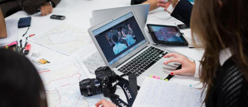 Study Advanced Journalism with UTS