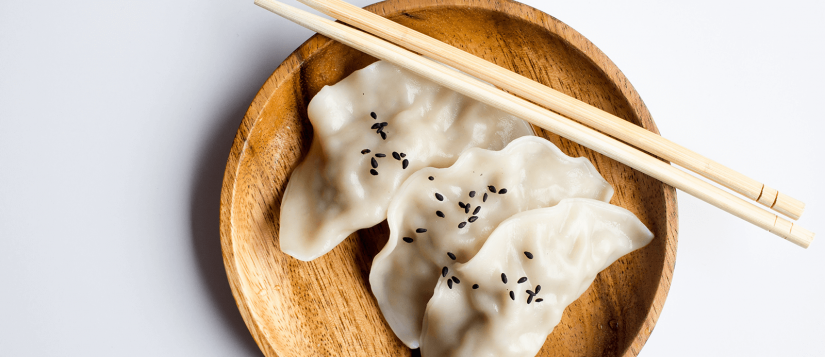 Places to eat and chill on campus - dumplings are a popular choice!