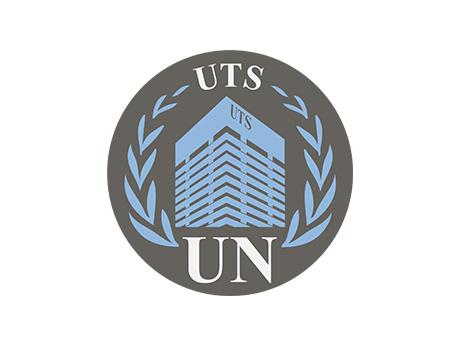 UTS UN Society logo