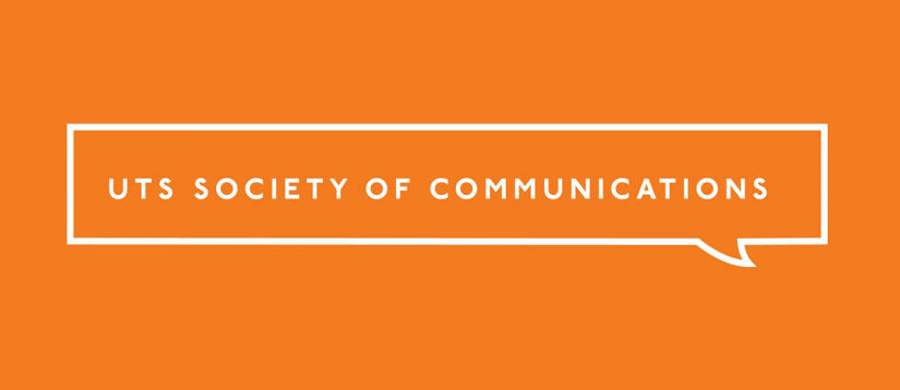 UTS Society of Communications logo