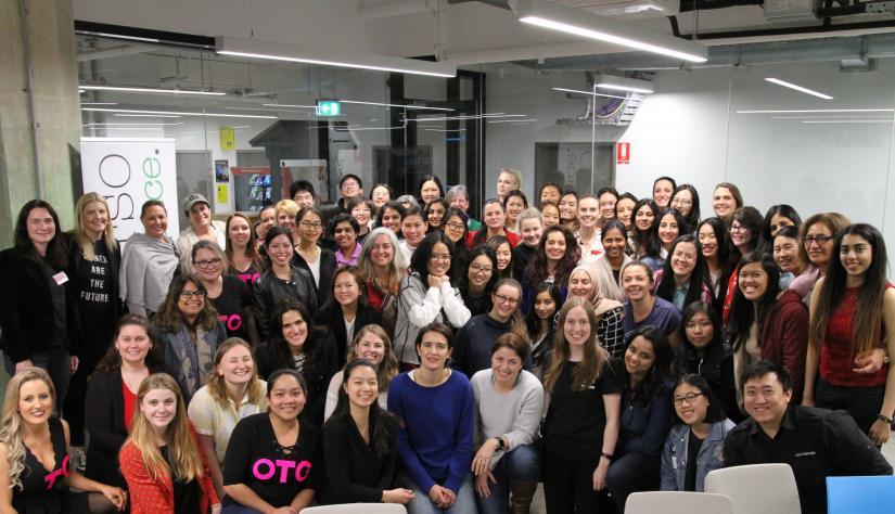 Sydney women participants
