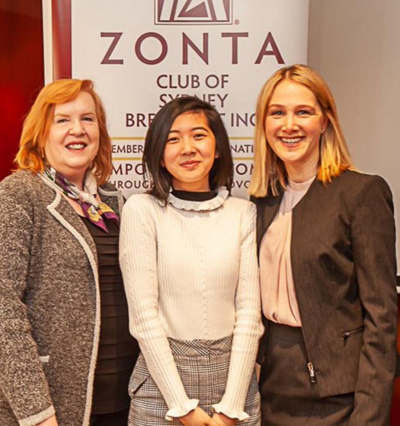 Zonta Award 2018