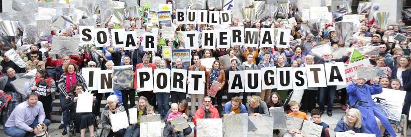 Repower Port Augusta rally