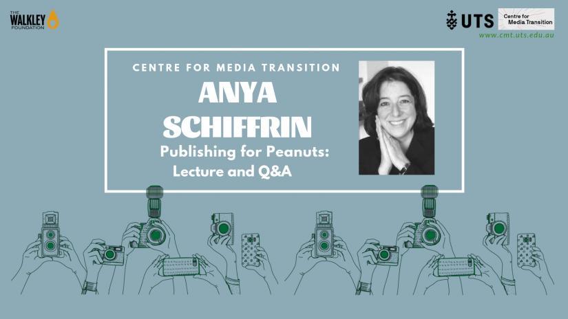 Anya Schiffrin banner