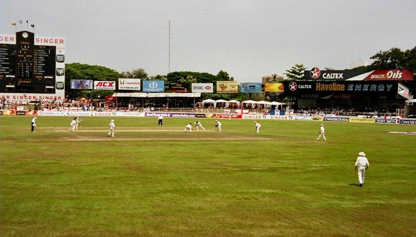 Sinhalese Sports Club Ground Sri LankaSinhalese Sports Club Ground Sri Lanka