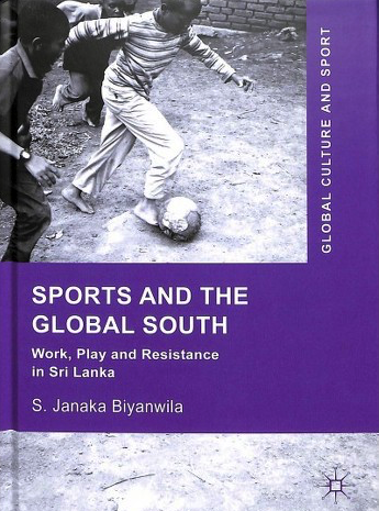 Book Cover Sports and the Global South