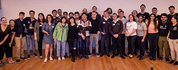 UTS Startups shortlisted teams at the awards