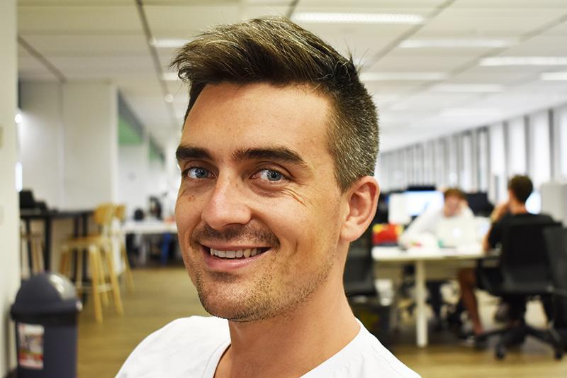 Alex McCauley, CEO, StartupAUS