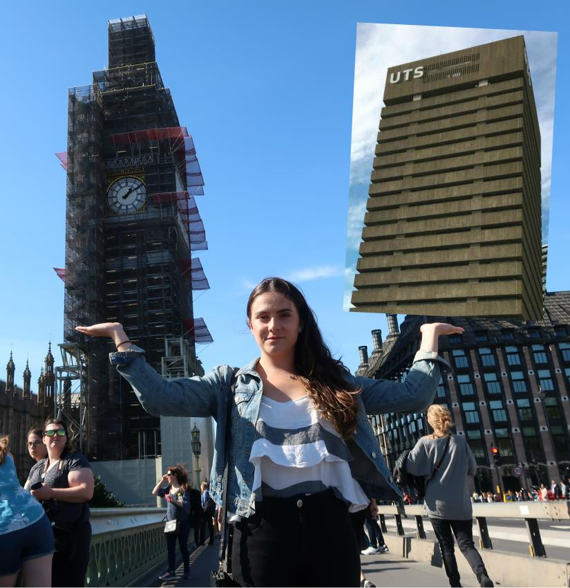 Nicola Panopoulos weighs up the UTS Tower and Big Ben